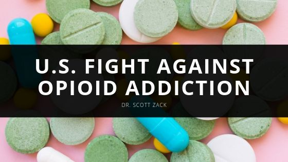 Dr. Scott Zack Suggests Chiropractic Care in U.S. Fight Against Opioid Addiction